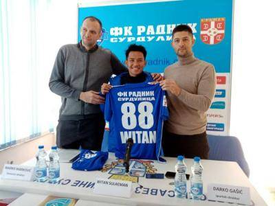 Witan Sulaeman Makes Superliga Bow