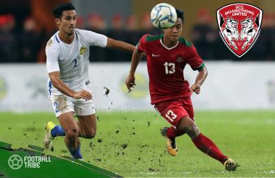 Indonesia Star Febri Hariyadi Linked to Muangthong United