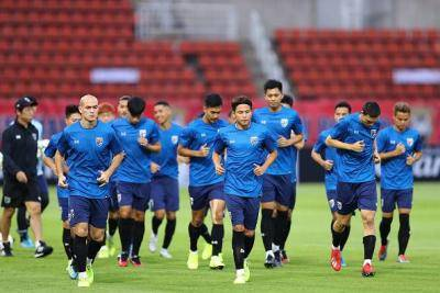 Thailand's World Cup Qualifying Schedule Determined