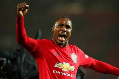 Shenhua's Ighalo Extends Manchester United Loan Deal