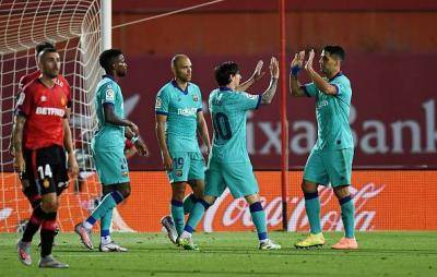 La Liga Returns With Barcelona and Real Madrid Wins
