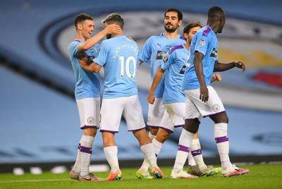 Manchester City Return With Big Win Over Arsenal