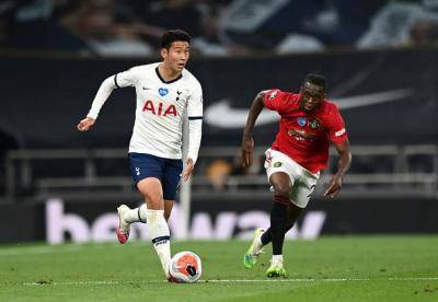 Tottenham and Manchester United Play Out Stalemate