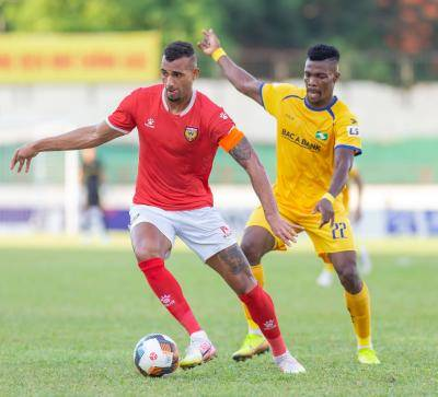 The Spoils Are Shared in Inaugural Nghe-Tinh Derby