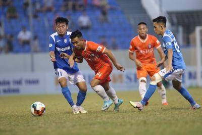 V.League Postponed Again as COVID-19 Grips Da Nang