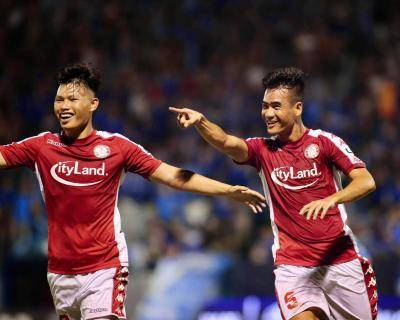 HCMC Smash Three Past Quang Ninh to Reclaim V.League 1 Throne