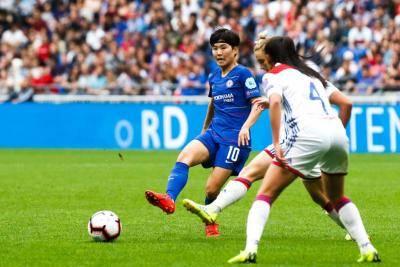 Ji So-Yun's Top 5 worldies for Chelsea Women