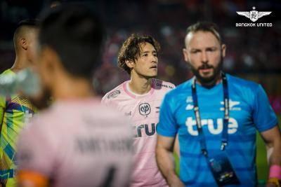Hajime Hosogai recalls his Thai League debut in Bangkok United's colours