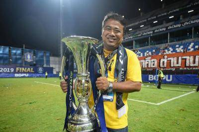 Jadet Meelarp given green light to sign Thai legend as backroom staff