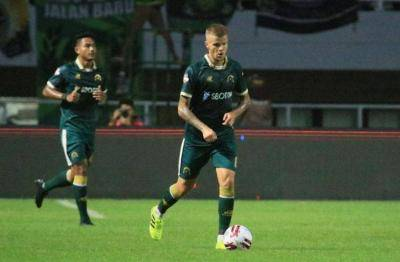 Finnish Midfielder Pennanen Leaves TIRA-Persikabo