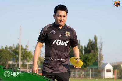TRIBE TALK: Ayutthaya United Head Coach Santi Chaiyaphuak