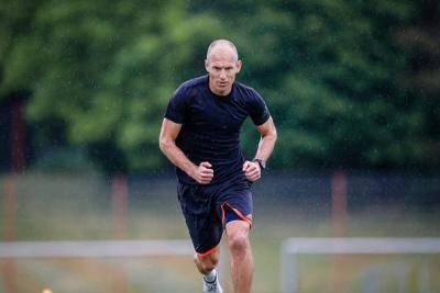 Arjen Robben Set For FC Groningen Return