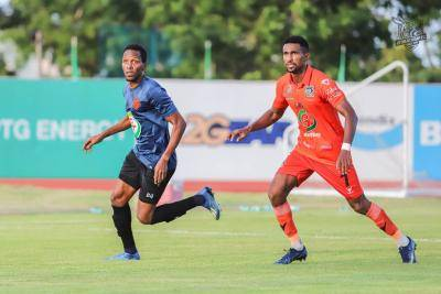 Durosinmi Excited for New Challenge with Prachuap FC