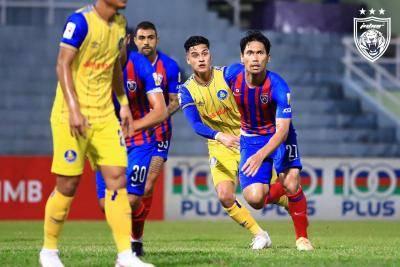 JDT Edge Pahang in Liga Super Restart