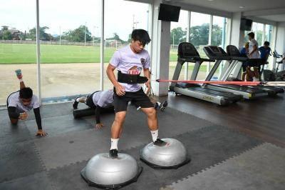 Chiangrai United set for attacking boost as star midfielder returns to full-fitness
