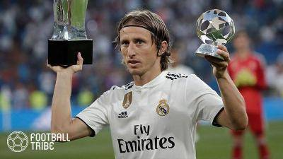 Luka Modric reveals he almost joined Chelsea