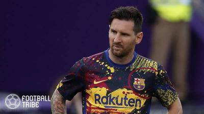 A determined Lionel Messi tells Barcelona he wants to leave immediately after crisis talks