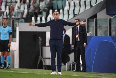 Sarri has been relieved of coaching Juventus