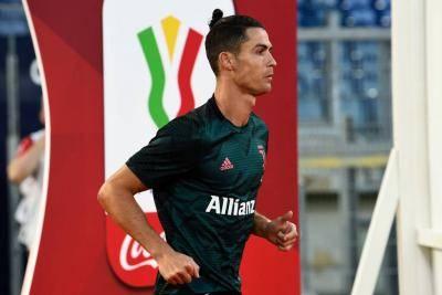 Cristiano Ronaldo Saving Energy for Champions League