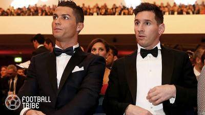 Messi pips Ronaldo to 'Player of the Decade' title