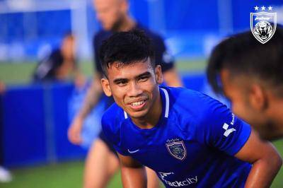 Johor Darul Ta'zim FC accept offer from Portugal for Safawi Rasid