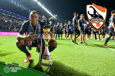 Chiangrai United Complete Jaja Coelho Signing