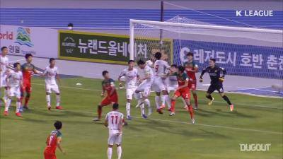 Spoil yourself with ALL THE GOALS from K League 2020 round 14