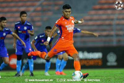 Amri Penalty Ensure Cops Remain Winless