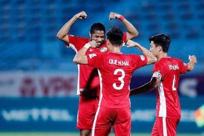 Viettel Hammer Binh Duong to Clinch Semifinal Berth