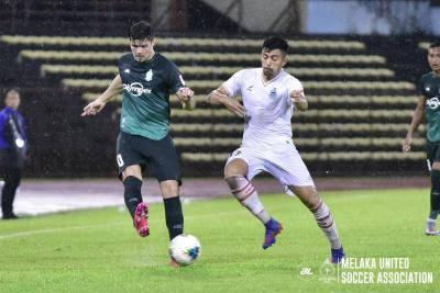 Kurniawan's Tembedau Dents Mousedeers' AFC Asipirations