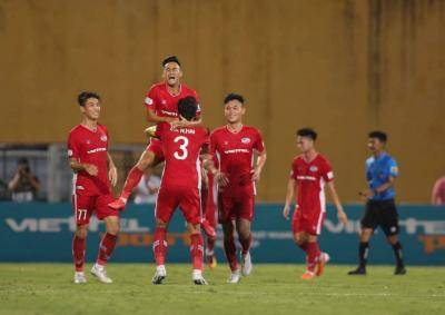 Minh Tuan's Last-Gasp Heroics Condemn Men in Pink to First League Defeat