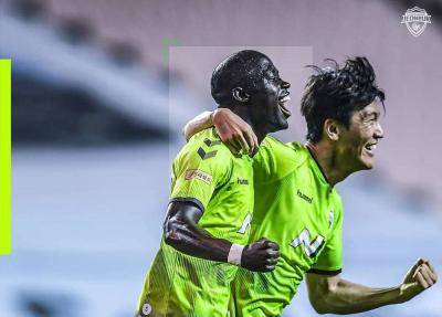 Magnificent Modou Barrow blows title race open as Jeonbuk beat Ulsan