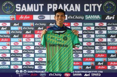 Samut Prakan Sign Singaporean Goalkeeper Izwan Mahbud