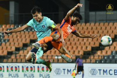 All Square in the Pahang Derby