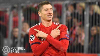 Champions League ace Lewandowski sued for $10.5 million over illegal money