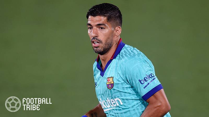 Luis Suarez lifts lid on Barcelona exit as true cause of transfer comes to light