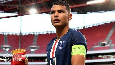 Chelsea new boy Thiago Silva slams PSG's sporting director for failing to offer him a new deal beyond the Champions League final
