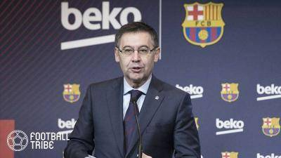 'Worst time to resign' – Bartomeu recalcitrant with Barcelona in deeper crisis