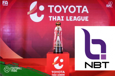 Thai Public Broadcaster to Cover League for Remainder of Season