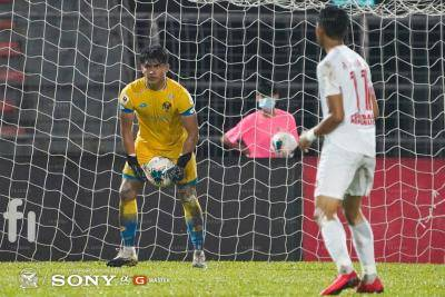 Ghani's Heroic Performance Kept Kedah Alive in AFC Cup Hunt