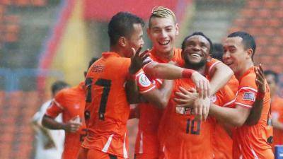 Fighters to Drop Out of Malaysian Football