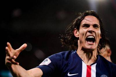 Manchester United talks with Edinson Cavani