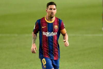 What would make Messi stay at Barcelona