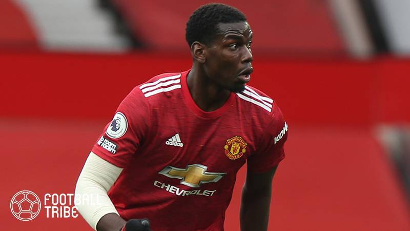 Manchester United fearful of Paul Pogba running down his contract and walking out of Old Trafford again for nothing