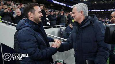 Jose Mourinho and Frank Lampard's feud and friendship in managerial rivalry