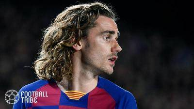 Barcelona's new season soap opera kicks off with latest Lionel Messi-Antoine Griezmann 'spat'