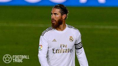 Sergio Ramos delivers post-match message to his Real Madrid team-mates