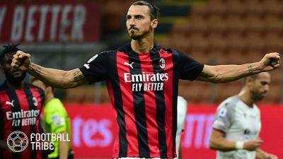 An algorithm-based diet and martial arts have Ibrahimovich tearing up Serie A even at 39!