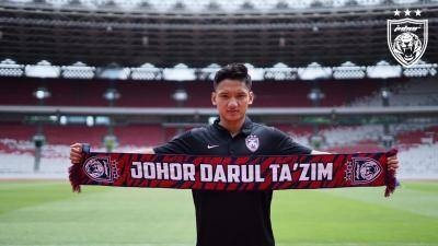 Syahrian Abimanyu Switches Madura for Johor
