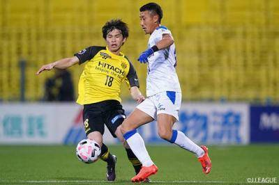 Iwata Saves Turtles from Defeat as Reysol Are Held